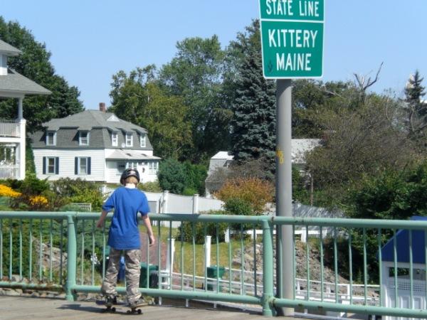 Maine crossing