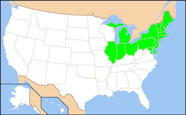map 15 IL
