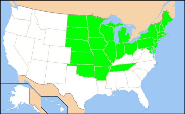 map 26 TN